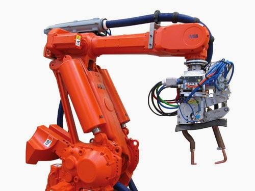 ronald smits Robots, geen ontkomen meer aan